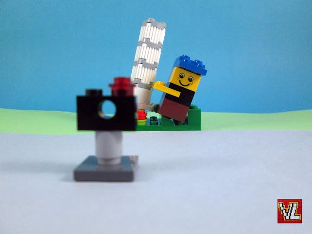 Set LEGO 10682 Creative Suitcase Tema: Bricks & More Modelo 8 Itália