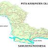 Peta Cilacap Jawa Tengah Lengkap 24 Kecamatan