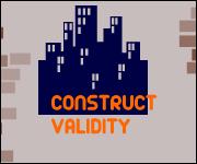 PENGERTIAN CONSTRUCT VALIDITY DAN CONTOHNYA