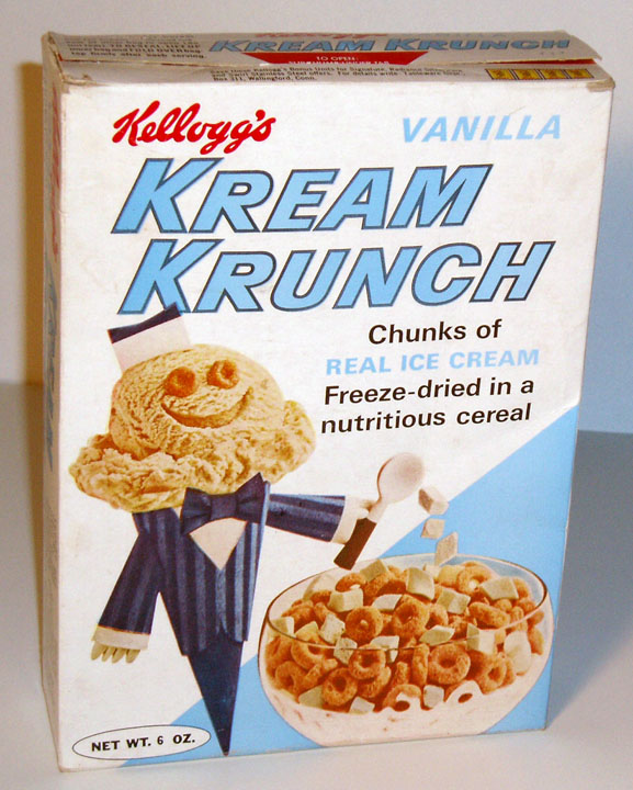 Mighty Lists: 20 Weirdest Retro Cereals