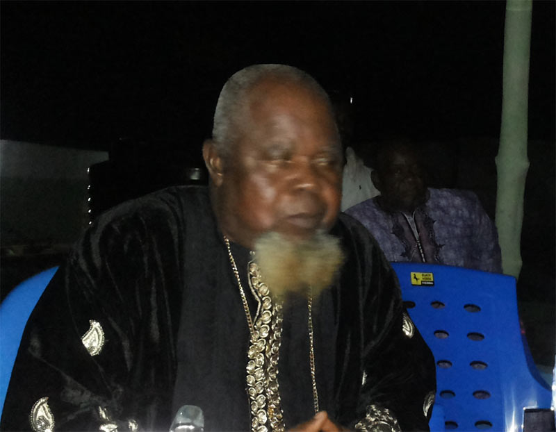 Legendary singer and traditionalist Pericoma is dead