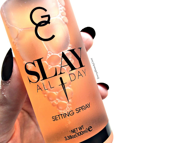 Gerard Cosmetics Slay All Day Peach Setting Spray Review