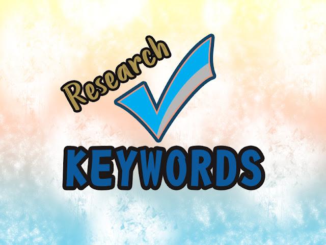 Cara Praktis Research Keyword di Blog