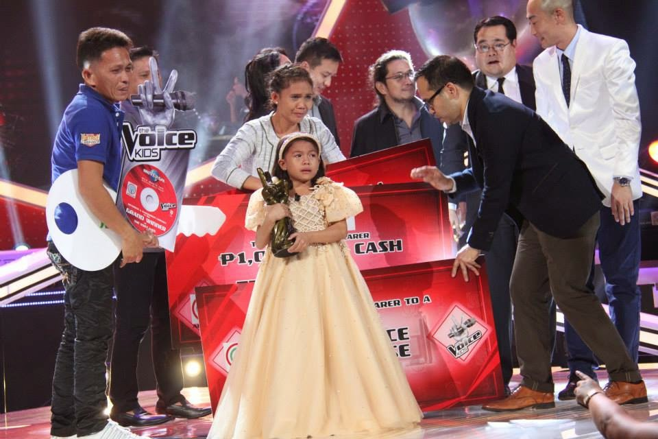 Lyca Gairanod is 'The Voice Kids' Philippines Grand Champion