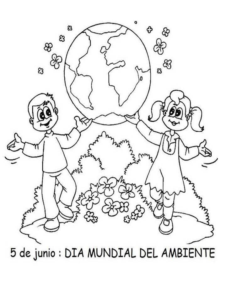 Material Didáctico: mes del medio ambiente