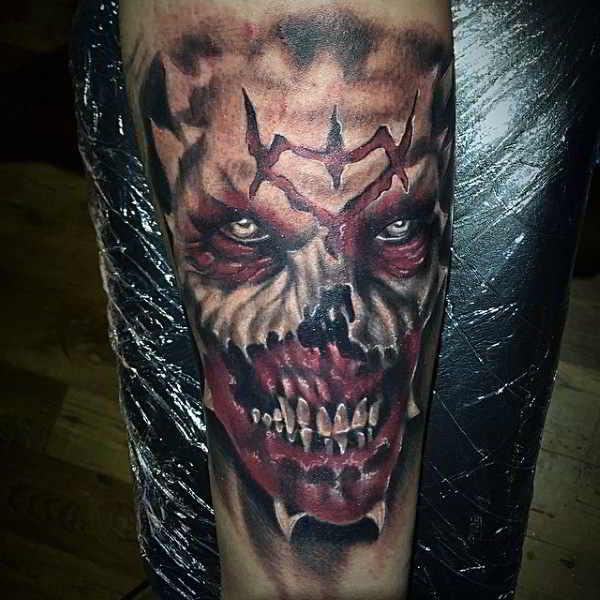 tatuajes de demonios y diablos