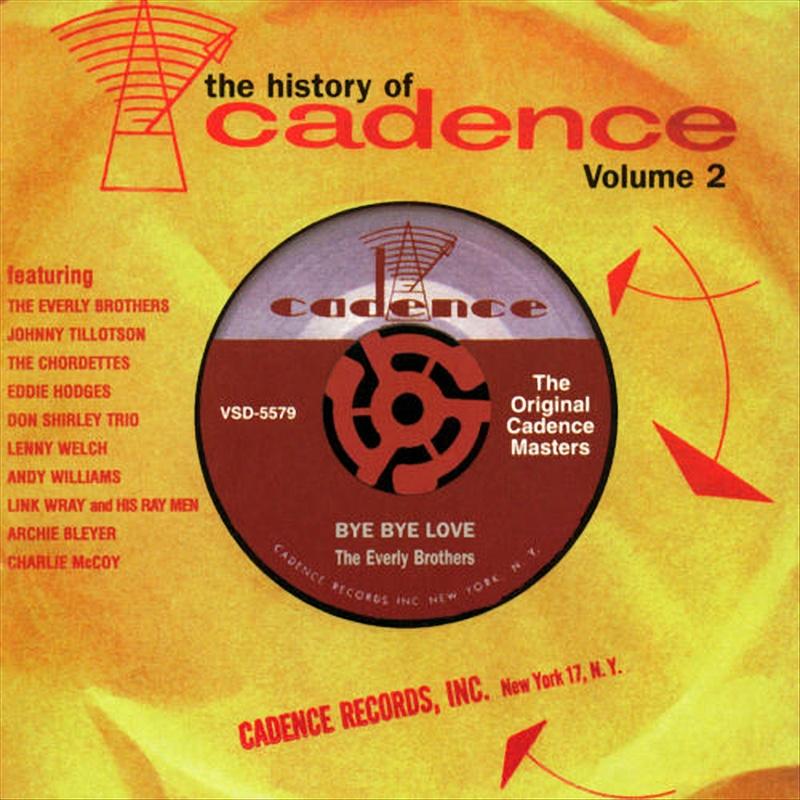 Jukebox Days: History Of Cadence 2