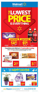 Latest Walmart Canada Flyer March 22 - 28, 2018
