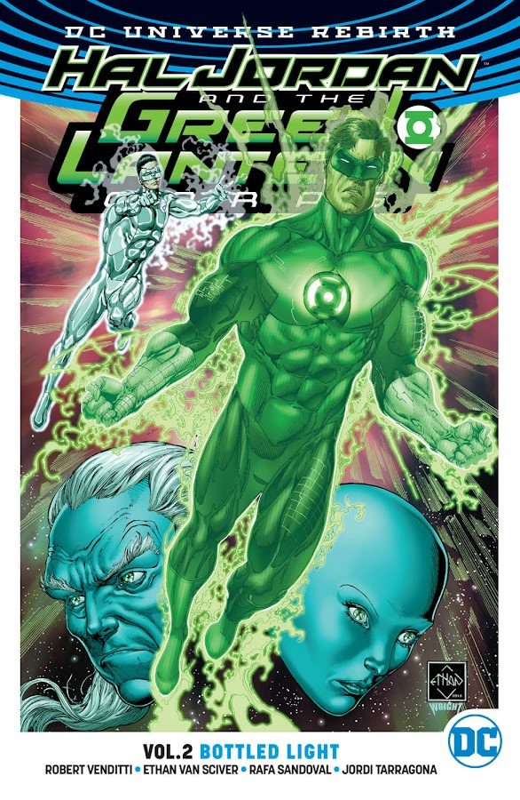 hal jordan and the green lantern corps dc comics