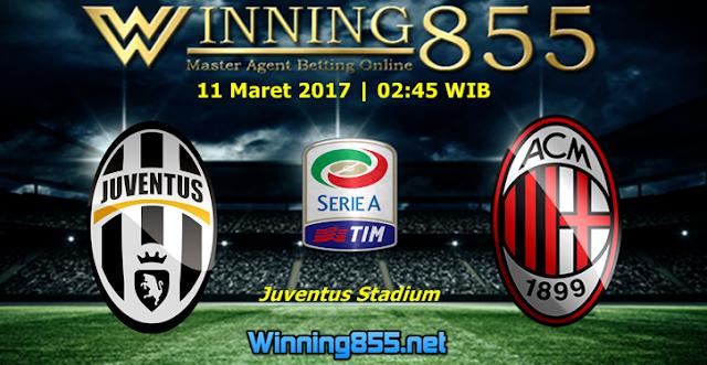 Prediksi Skor Juventus vs Milan