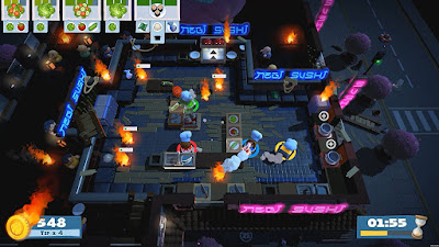 Overcooked 2 Game Screenshot 4