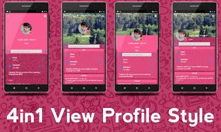 Download Kumpulan BBM MOD V3.0.1.25 apk terbaru dan Terlengkap For Android Gratis