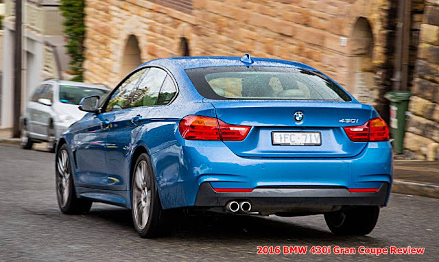 2016 BMW 430i Gran Coupe Review