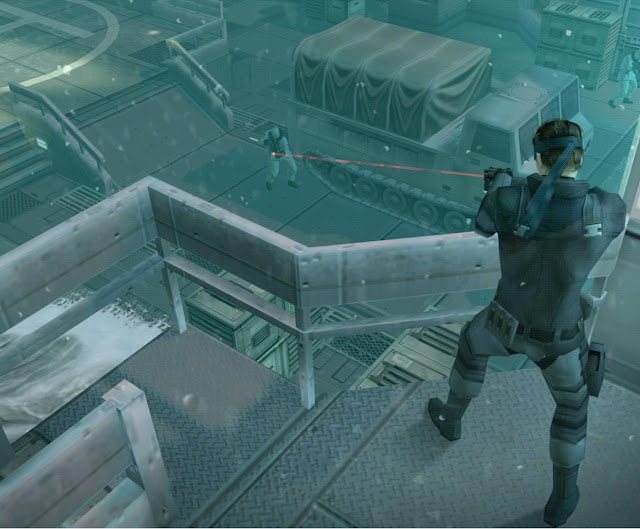 Metal Gear Solid: The Twin Snakes screenshot 2