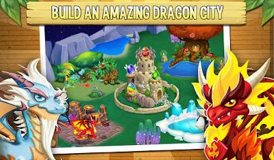 Dragon City Mod Apk (Unlimited Money)
