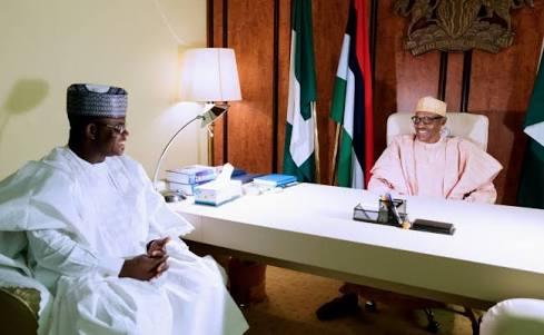 Saraki & Dogara's Nonsense Will End Once Buhari Wins In 2019 - Gov Yahaya Bello