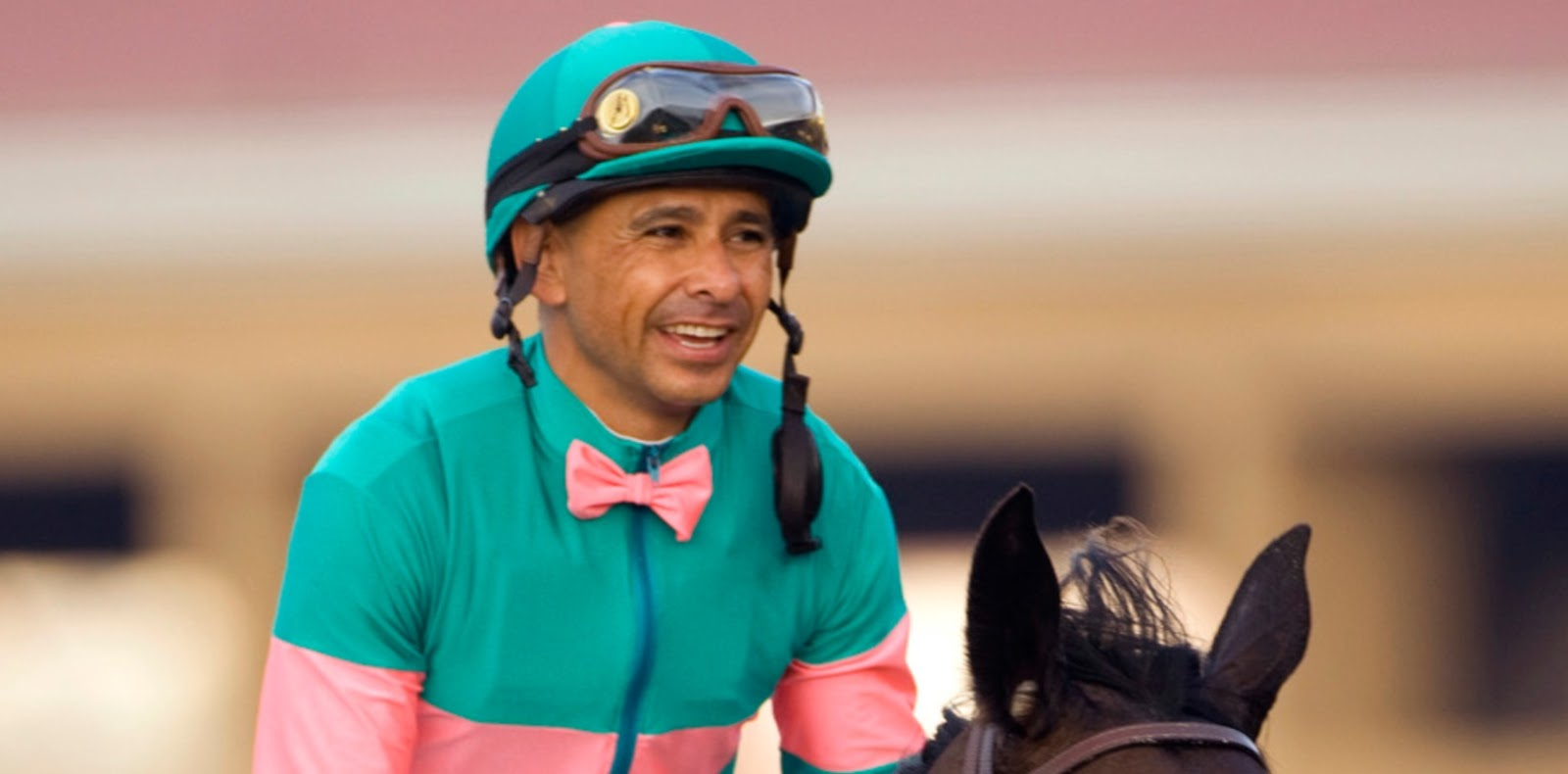 Mike Earl Smith second richest jockey in the world