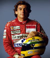 Senna e suas grandes ultrapassagens
