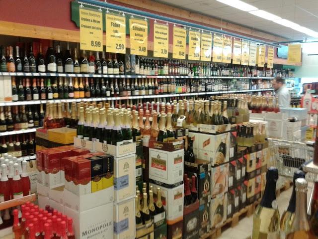 Supermercado Ullrich em Berlim