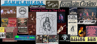 Twisted Sister in the clubs