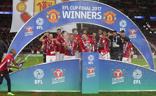 Ibrahimovic secures League Cup
