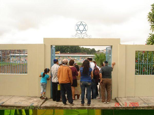 Cementerio Judío en Iquitos