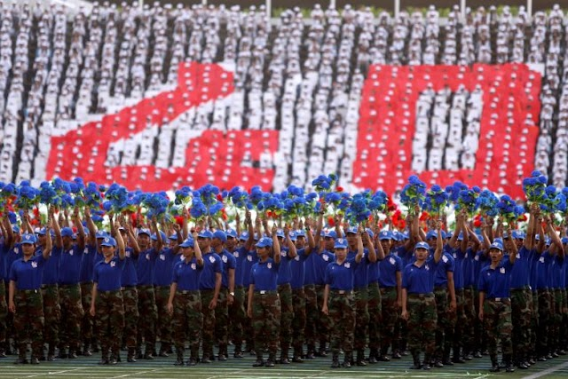 #HumanRights : 40 year ago the end of communist and bloody regime of Khmer Rouge and dictator Pol Pot.