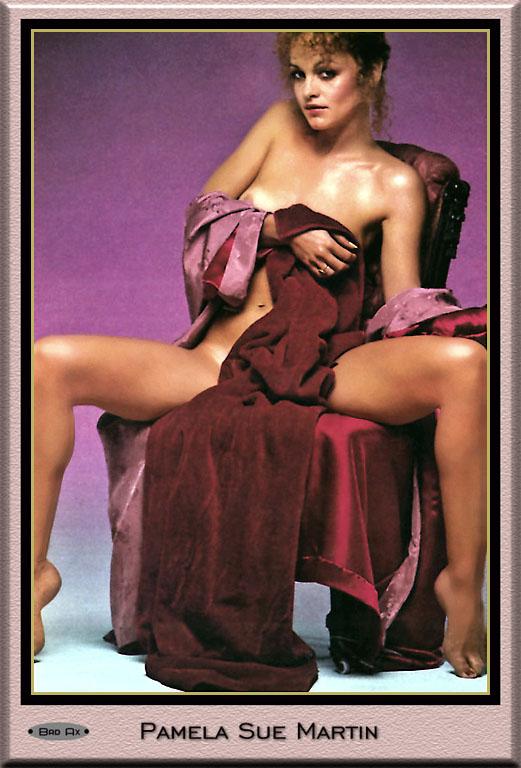 Pamela Sue Martin Nua em The Lady in Red