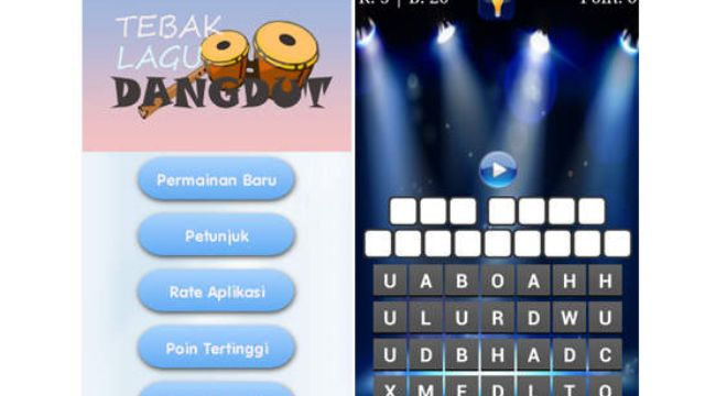 Guess Dangdut Songs Android 2019