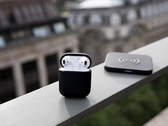 Airpod and Powerpod case wireless charging