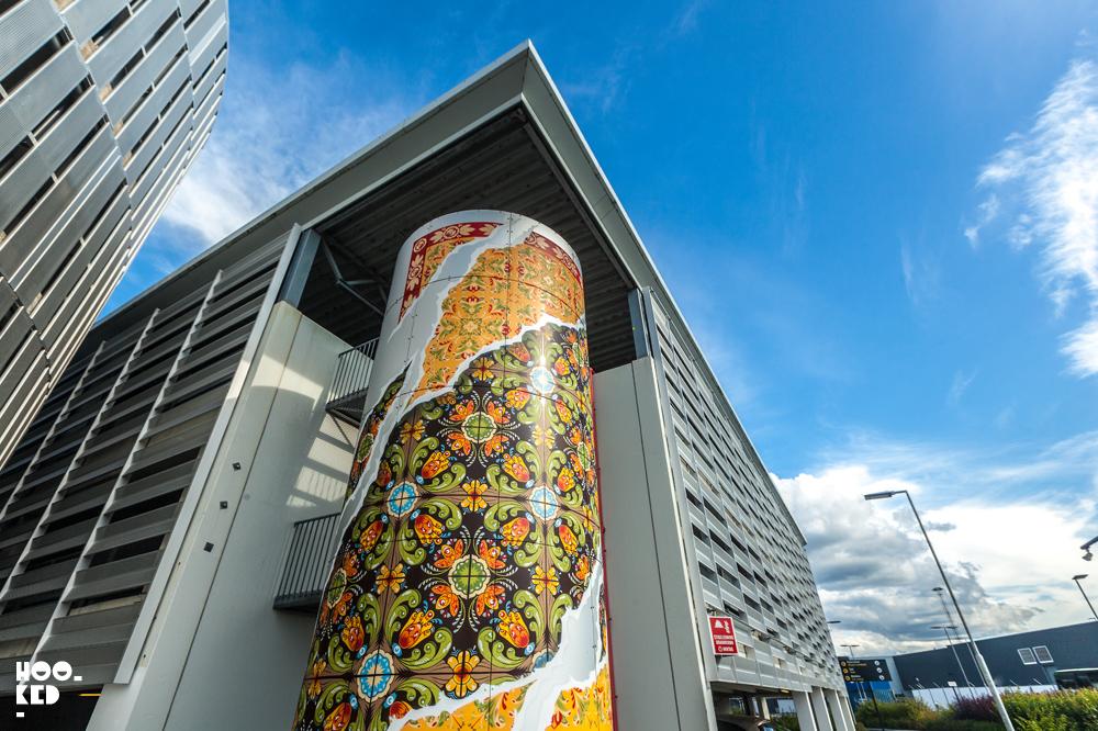 Add Fuel, Street Art Mural. Stavanger, Norway. Photo ©Mark Rigney / Hookedblog