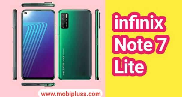 سعر و مواصفات هاتف انفينكس Infinix Note 7 Lite عيوب و مميزات