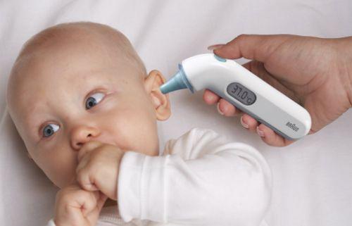test beste koortsthermometer