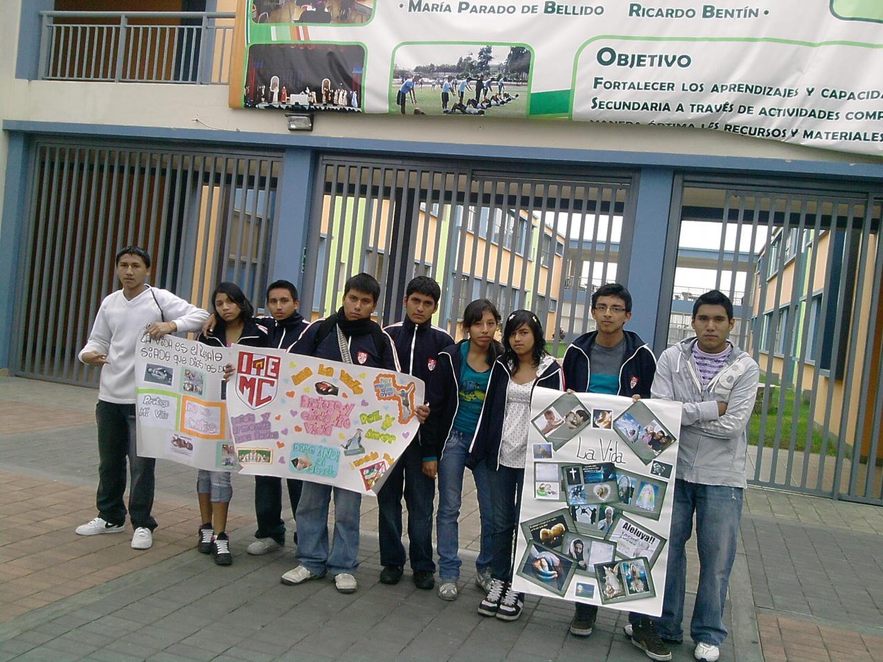 Tratar De Amistad Marcha Por La Vida Del 21 05 2011