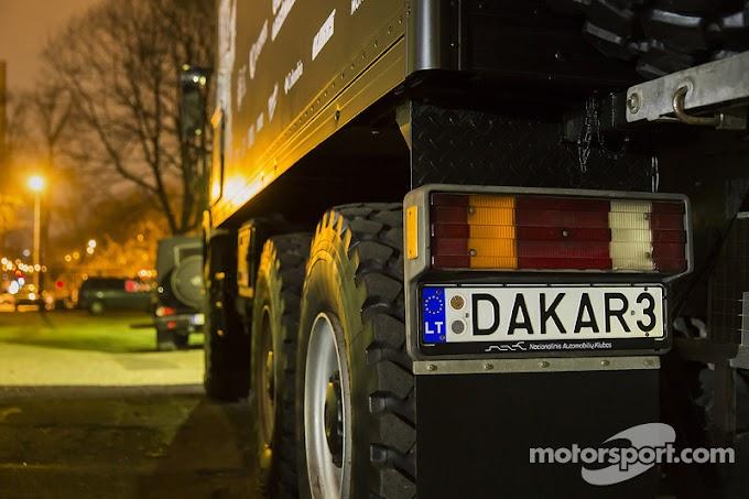 Una aventura carísima incluso antes de empezar. ¿Cuánto cuesta correr el Rally Dakar?