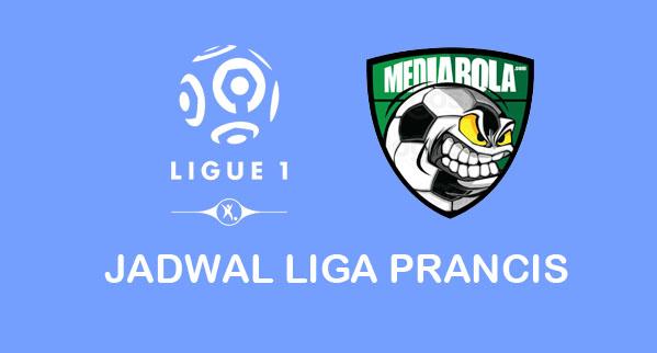 Jadwal Liga Prancis 2018 sampai 2019