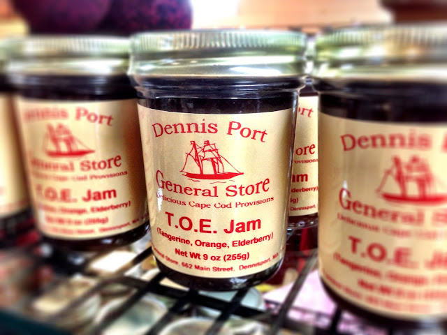 Toe Jam has a wonderful citrus flavor and makes a great spread, glaze or topping