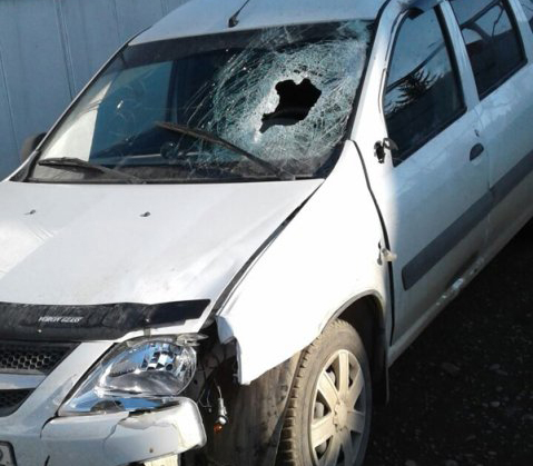 В Белокатайском районе водитель не заметил пешехода