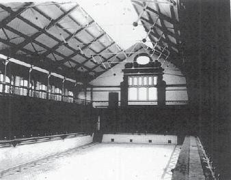Transpontine The History And Future Of Laurie Grove Baths