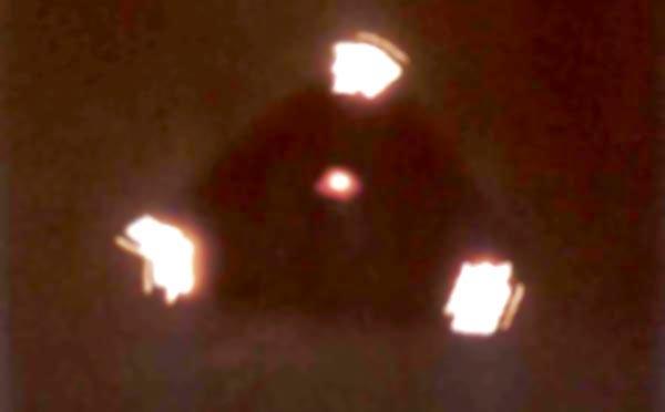 Belgian UFO