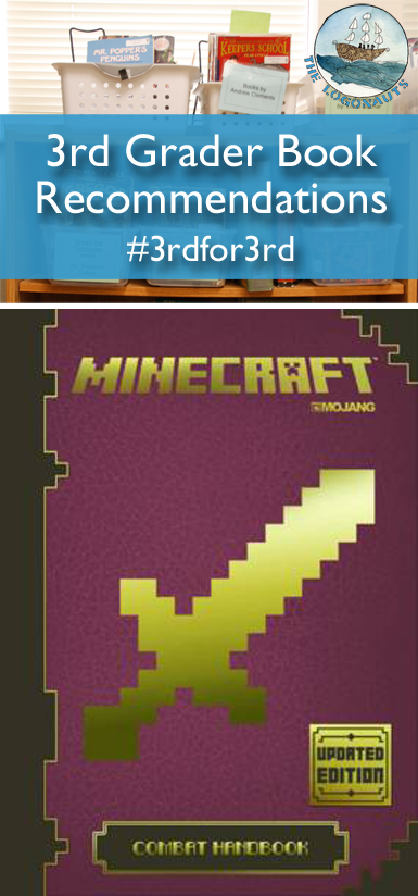 3rdfor3rd: Minecraft Combat Handbook   The Logonauts