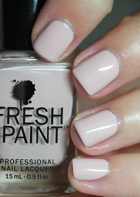 Fresh Paint Blank Space Nail Lacquer