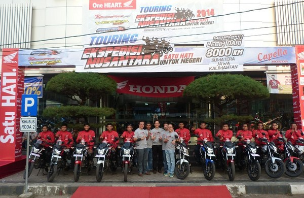 PT CAPELLA DINAMIK NUSANTARA DEALER HONDA - ADMINISTRASI, CONTER SALES DAN MARKETING - KOTA BANDA ACEH
