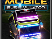 Mobile Bus Simulator Apk v1.0.0 Unlimited Money for Android