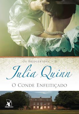 Resultado de imagem para O Conde Enfeitiçado - Julia Quinn