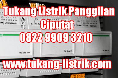 Jasa Tukang Listrik Panggilan di Ciputat Hub 082299093210