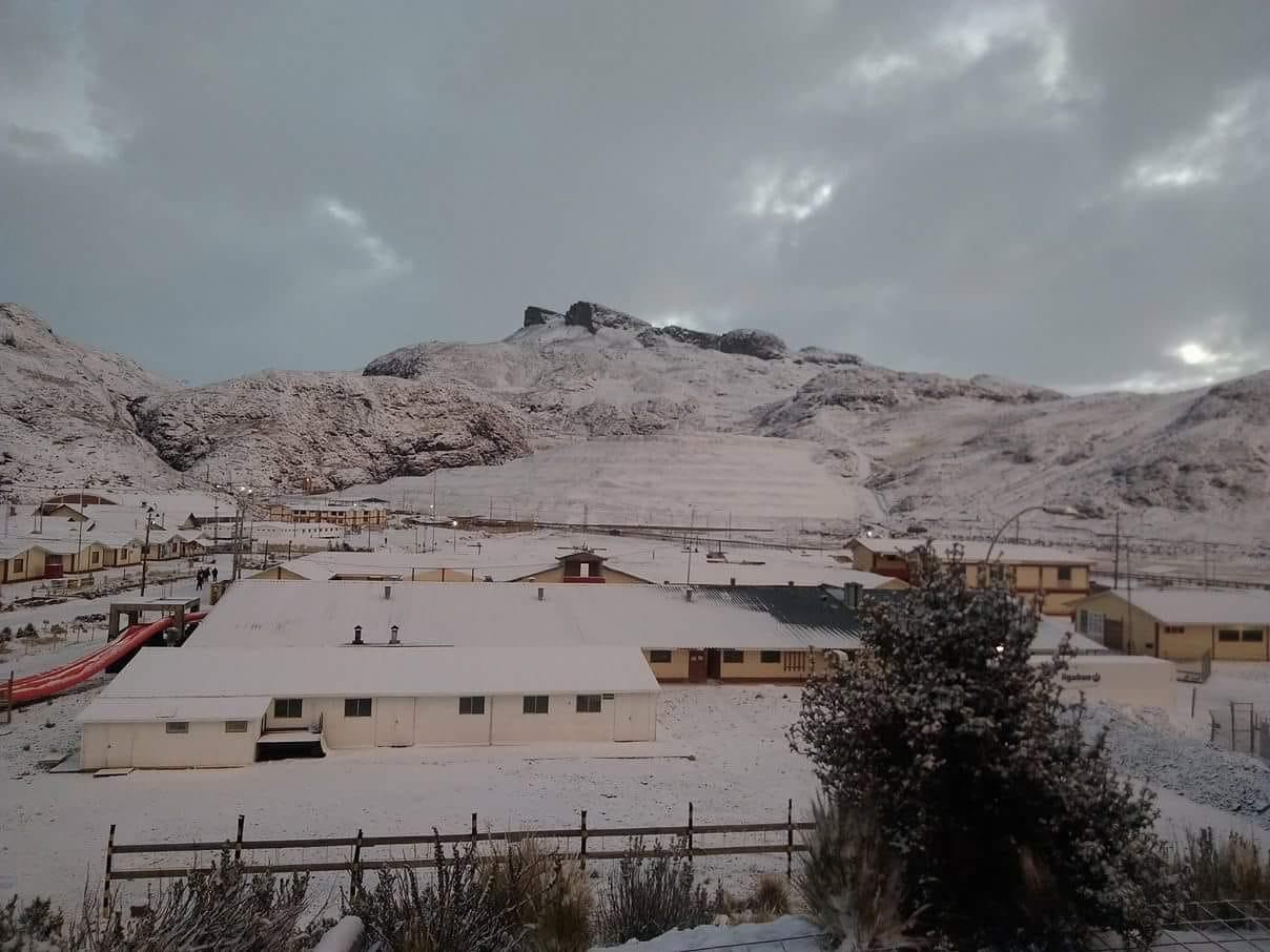 Campamento de Minas de Arcata