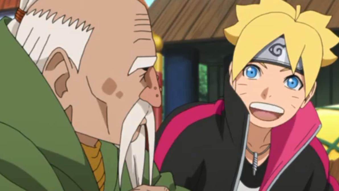Boruto Episode 71 Naruto Next Generations Indonesian Sub Title