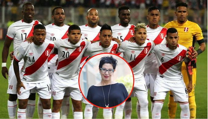 ¿Michelle Alexander hará una serie sobre la clasificación de Perú a Rusia 2018?|FOTO