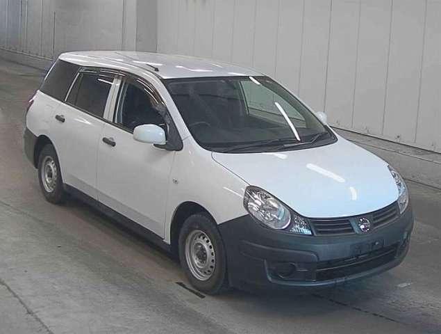 Japanese used car Nissan AD